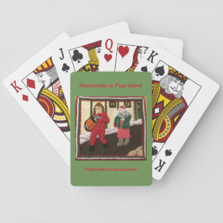Playing Cards, Mummering on Fogo Island Playing Cards