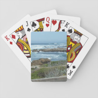 Playing Cards, Pebble Beach in California Poker Deck