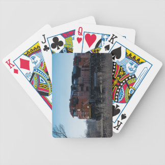 Playing Cards Poker-Train