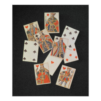 Playing Cards Poster