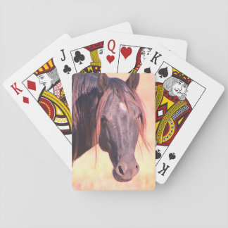 PLAYING CARDS, STANDARD INDEX, WILD HORSES OF UTAH PLAYING CARDS