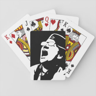 Playing Cards, Standard Screaming Liberal CUSTOMIZ Poker Deck