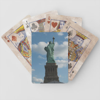Playing Cards: Statue of Libery Poker Deck