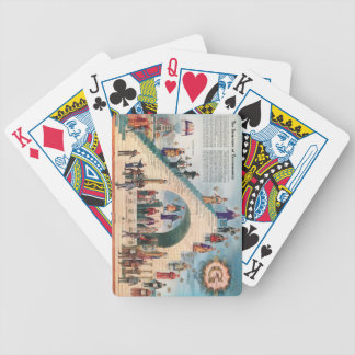 Playing Cards - The Structure of Freemasonry