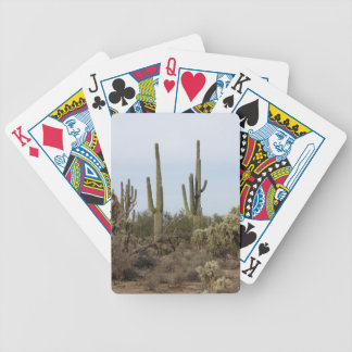 Playing Cards--Various Cacti Poker Deck