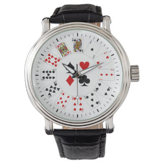 Playing Cards Watch