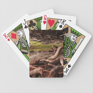 Playing Cards Woods