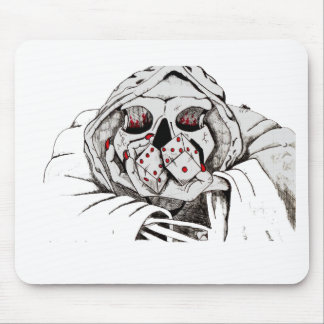playing dice with the reaper mouse pad