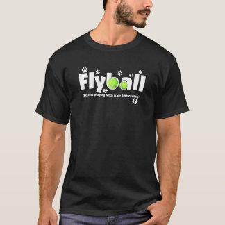 Playing Fetch is 20th Century Flyball T-Shirt