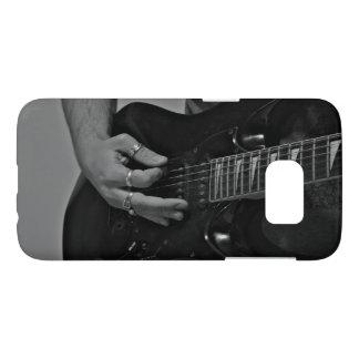 Playing guitar samsung galaxy s7 case