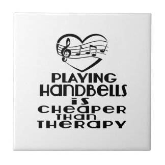 Playing Handbells Is Cheaper Than Therapy Ceramic Tiles
