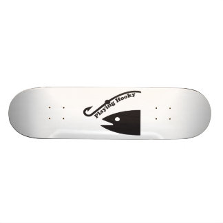 Playing Hooky To Fish Skate Board Decks