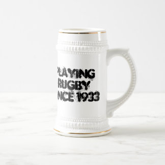 Playing Rugby Since 1933 Stein