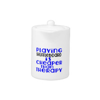 Playing Shuffleboard Cheaper Than Therapy