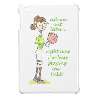 Playing The Field Cover For The iPad Mini