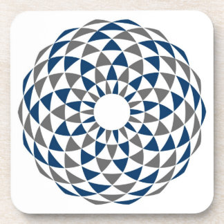 Playing With Circles Coaster