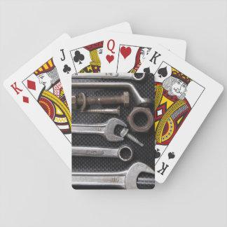 PlayingCards: mechanics bench tool Poker Deck