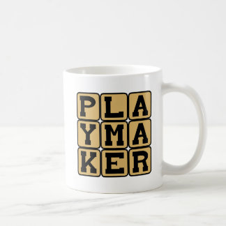 Playmaker, Sports Star or Playwright Classic White Coffee Mug