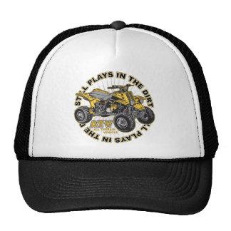 Plays in the Dirt ATV Trucker Hat