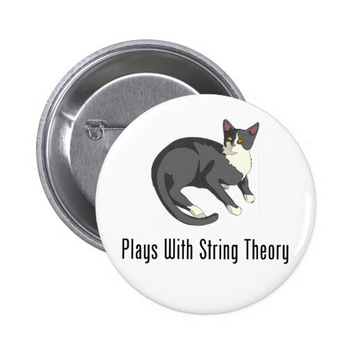 Plays With String Theory Pins