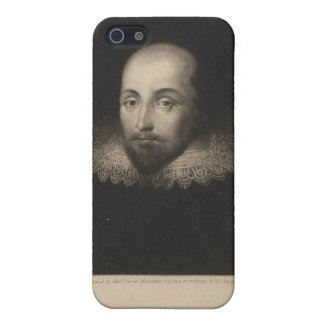 Playwright William Shakespeare by Cornelius Jansen Covers For iPhone 5