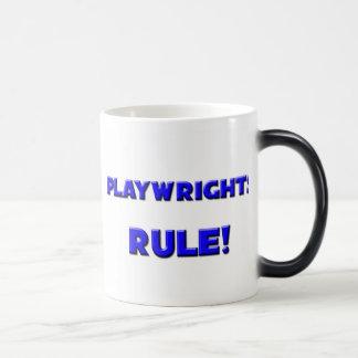 Playwrights Rule! Mugs