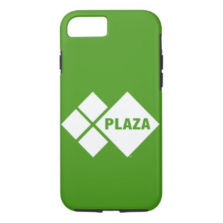 Plaza Apple iPhone 8/7, Tough Phone Case, Green Case-Mate iPhone Case