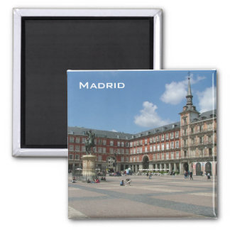 Plaza Mayor Magnet