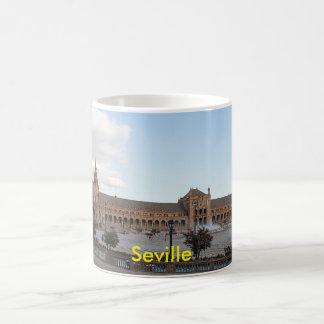 Plaza of Spain Coffee Mug
