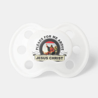Pleads for me above jc pacifier