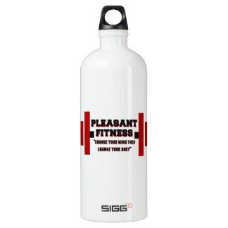 Pleasant Fitness Traveller (1.0L), White Water Bottle