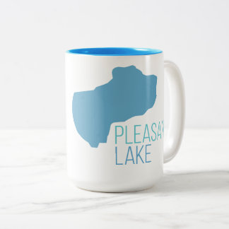 Pleasant Lake Mug