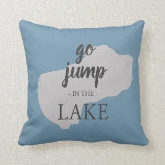 Pleasant Lake Pillow