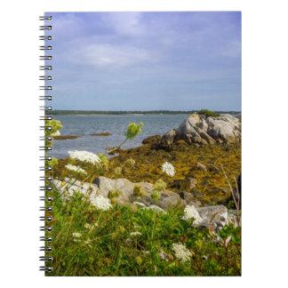 Pleasant Point Spiral Notebook