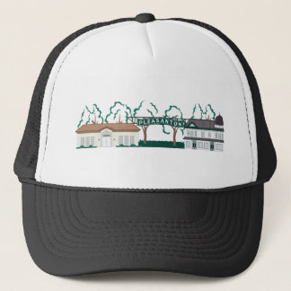 Pleasanton Downtown Trucker Hat