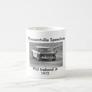 Pleasantville Speedway, Phil Ireland Jr, ... Coffee Mug