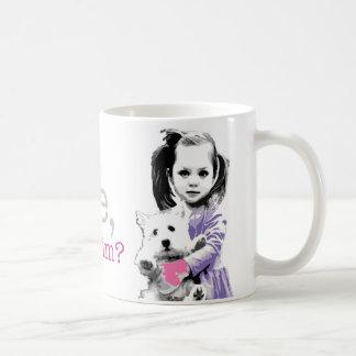 Please, Can I keep him? Coffee Mug