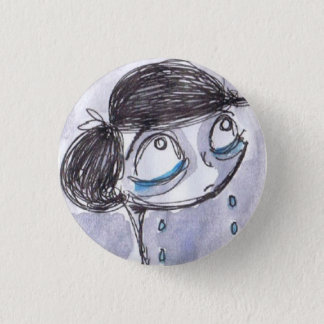 """Please Come Home"" by Michael Murphy 1 Inch Round Button"