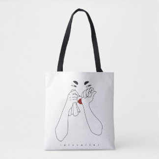 Please Don't Cry Tote