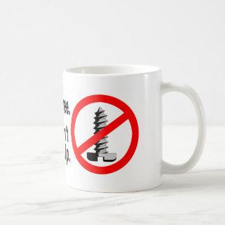 Please Don't Screw Joshua Tree -2 Coffee Mug