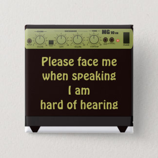 Please Face Me Amp Button