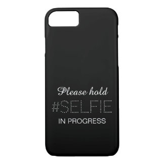 Please hold, selfie in progress Case-Mate iPhone case