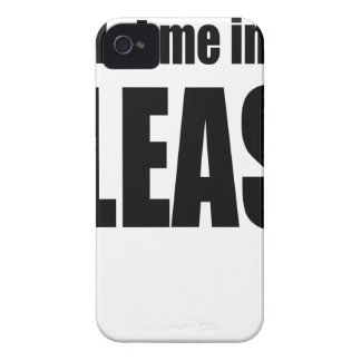 please let me letmein anger angering wife husband iPhone 4 cases