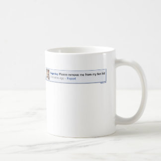 Please Remove Me Basic White Mug