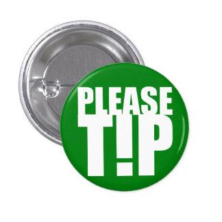 """Please Tip"" Button"