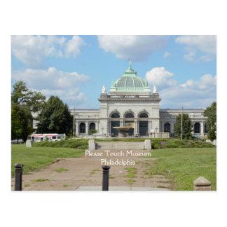 Please Touch Museum Philadelphia Postcard