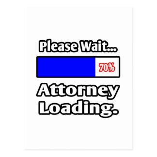 Please Wait...Attorney Loading Postcard