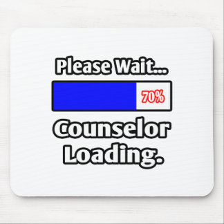 Please Wait...Counselor Loading Mouse Pad