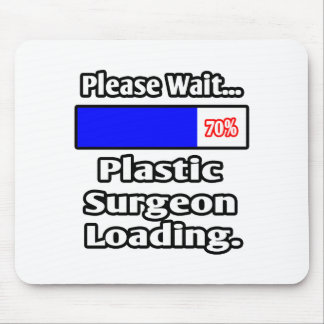 Please Wait...Plastic Surgeon Loading Mouse Pad