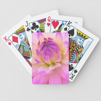 Pleasing Purple Bicycle Playing Cards